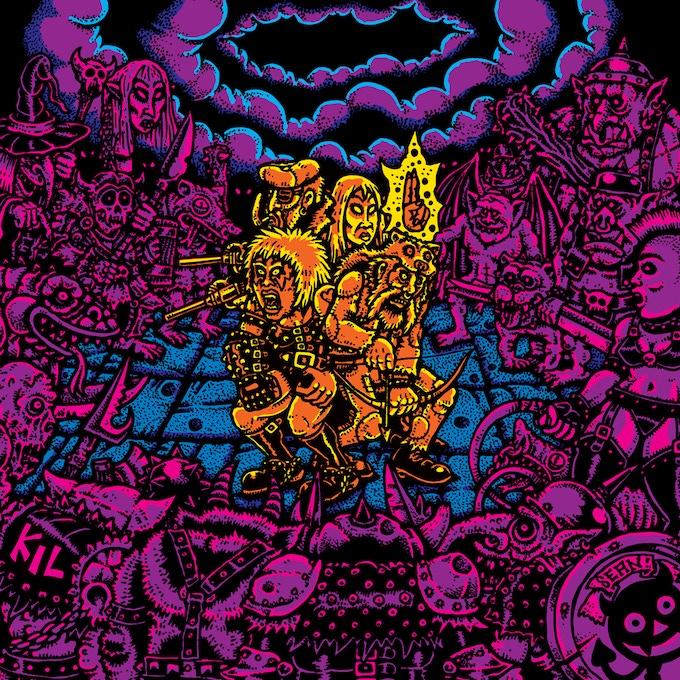 Acid Vomit! The Art of Sean Aaberg by Sean Äaberg — Kickstarter
