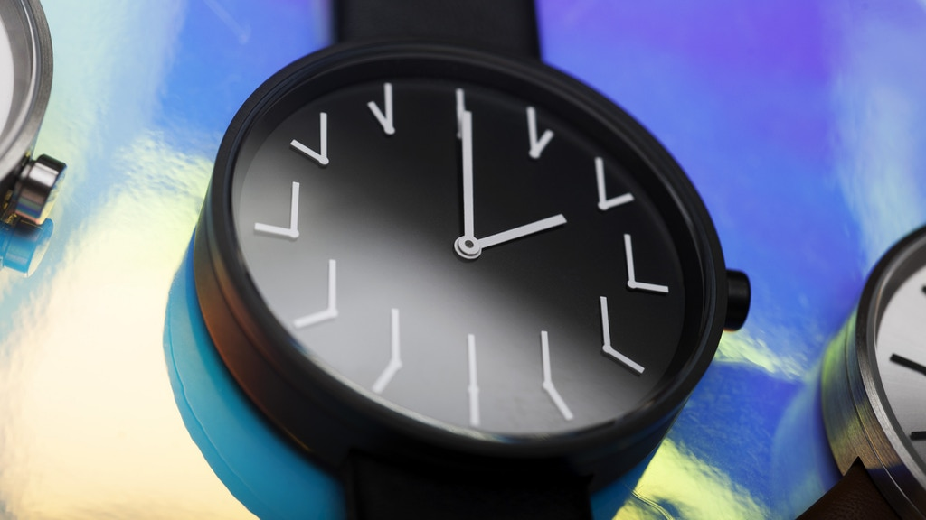Redundant Watch: Time two times, it says time twice. project video thumbnail