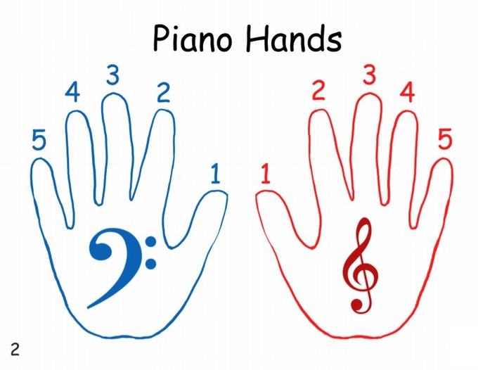 Learning Finger Numbers