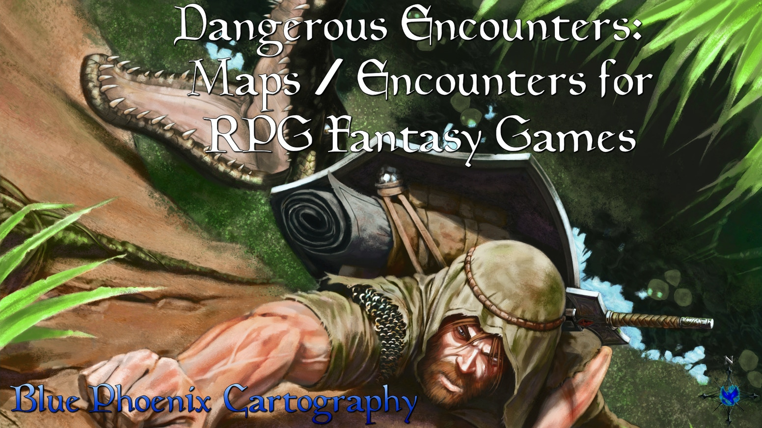 Maps & Encounters for D&D/Pathfinder