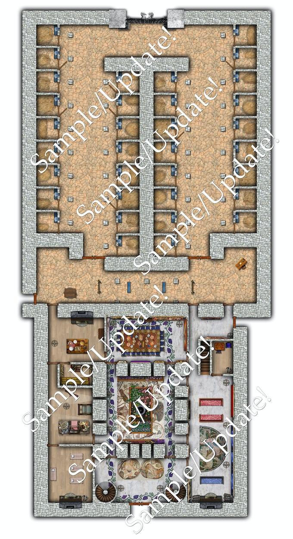 stables, ground floor