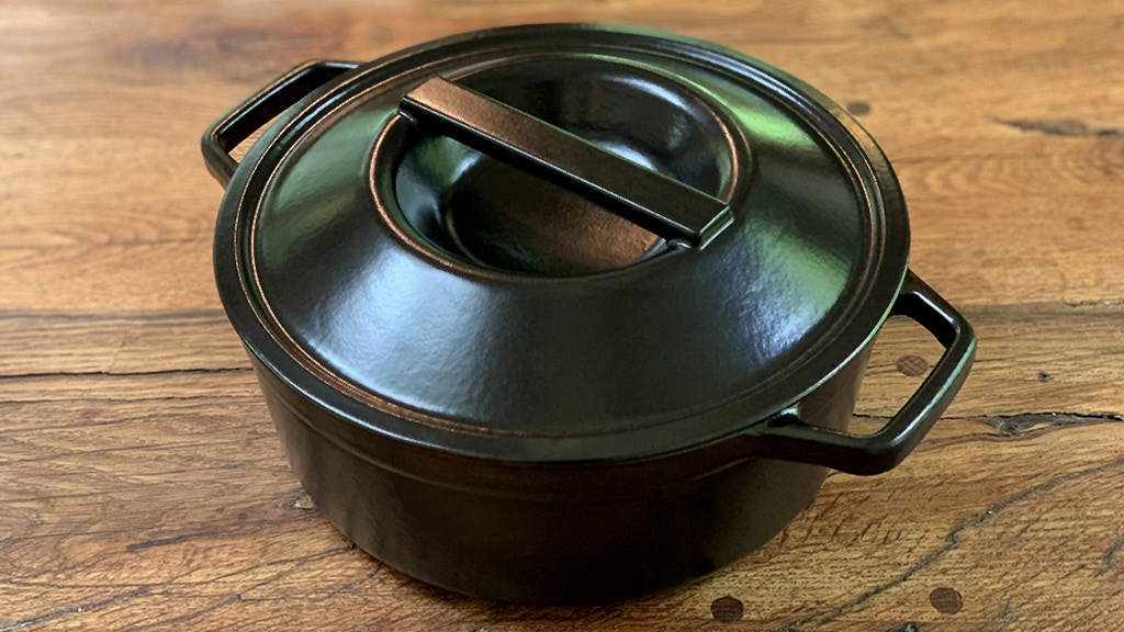 Enameled Cast Iron Dutch Oven - Made in the USA project video thumbnail