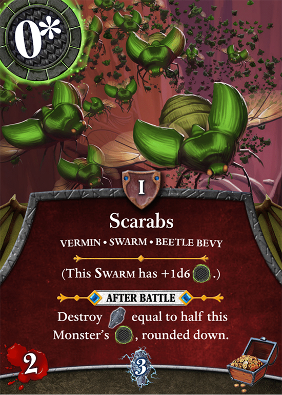Scarabs (1 of 3)
