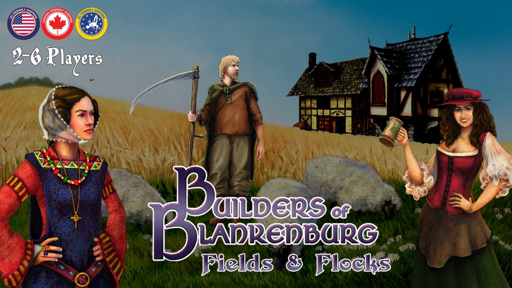 Builders of Blankenburg: Fields & Flocks project video thumbnail