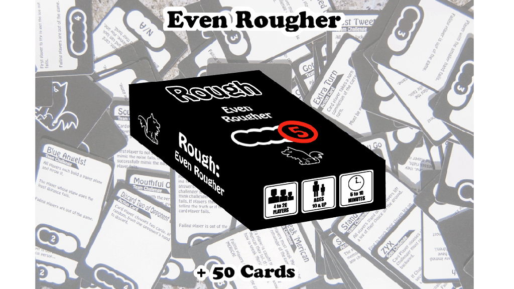 Project image for Even Rougher (And More Expansions!)