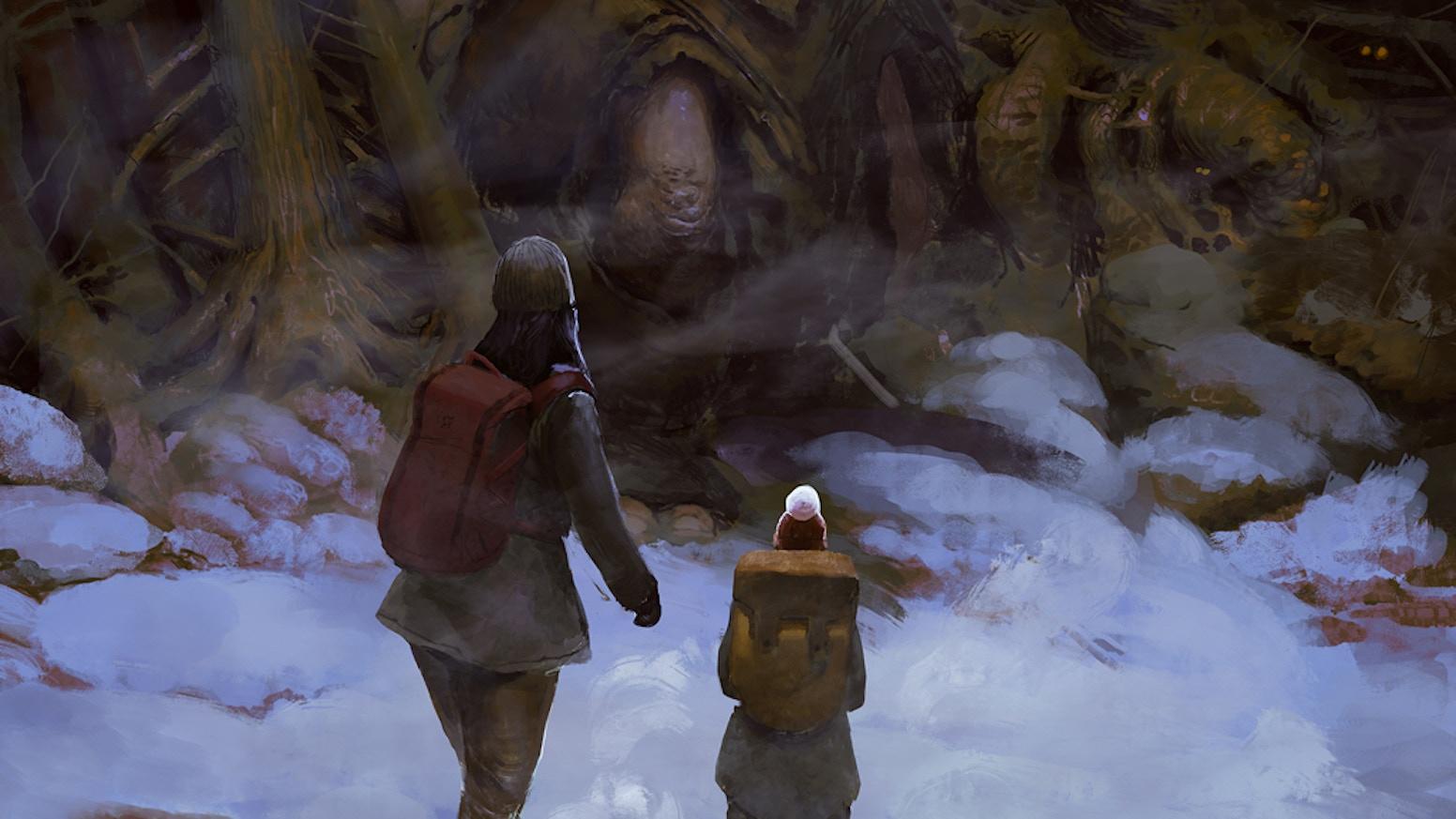 Ett relationsfokuserat skräckrollspel i ett nutida Sverige där väsen från nordisk folktro döljer sig i mörkret.