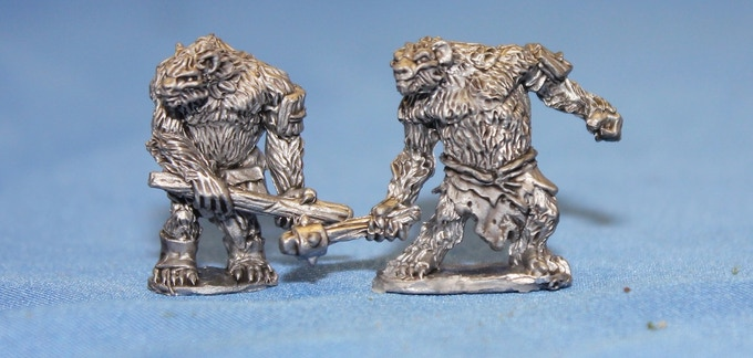 Bearmen Warriors