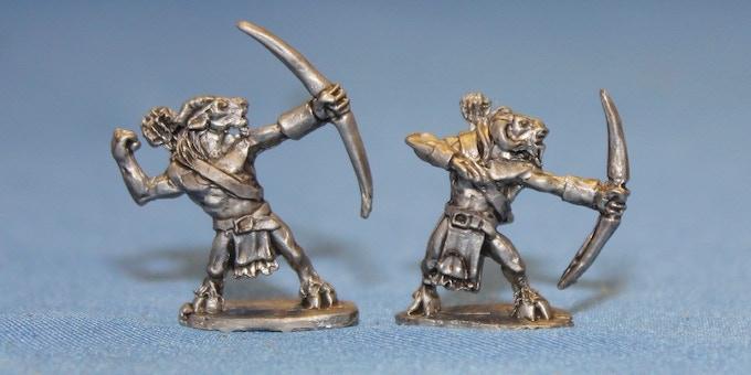 Goatmen Archers