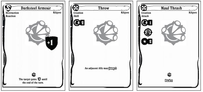 La conception et le développement d'un jeu dans sa version brute