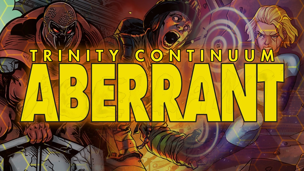 Trinity Continuum: Aberrant project video thumbnail