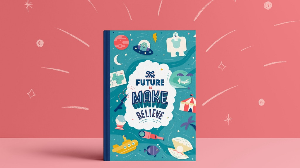 The Future is Make Believe: Stories By Kids, For Everyone project video thumbnail