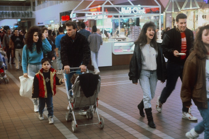 Print Choice 10 - from Decline of Mall Civilization - this will be the cover image
