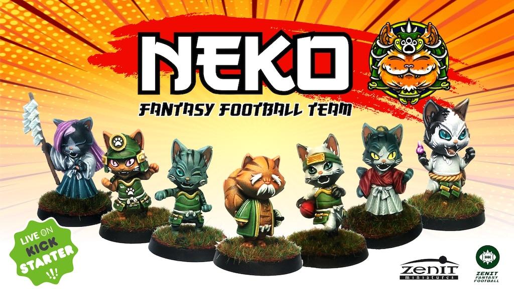 Project image for Neko Team Fantasy Football