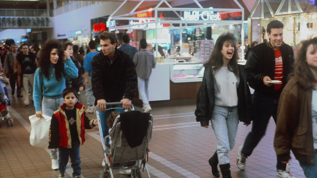 The Decline of Mall Civilization: by Michael Galinsky project video thumbnail