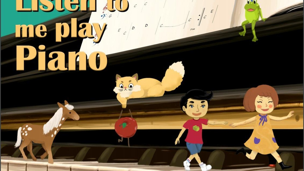 Project image for Listen to Me Play Piano