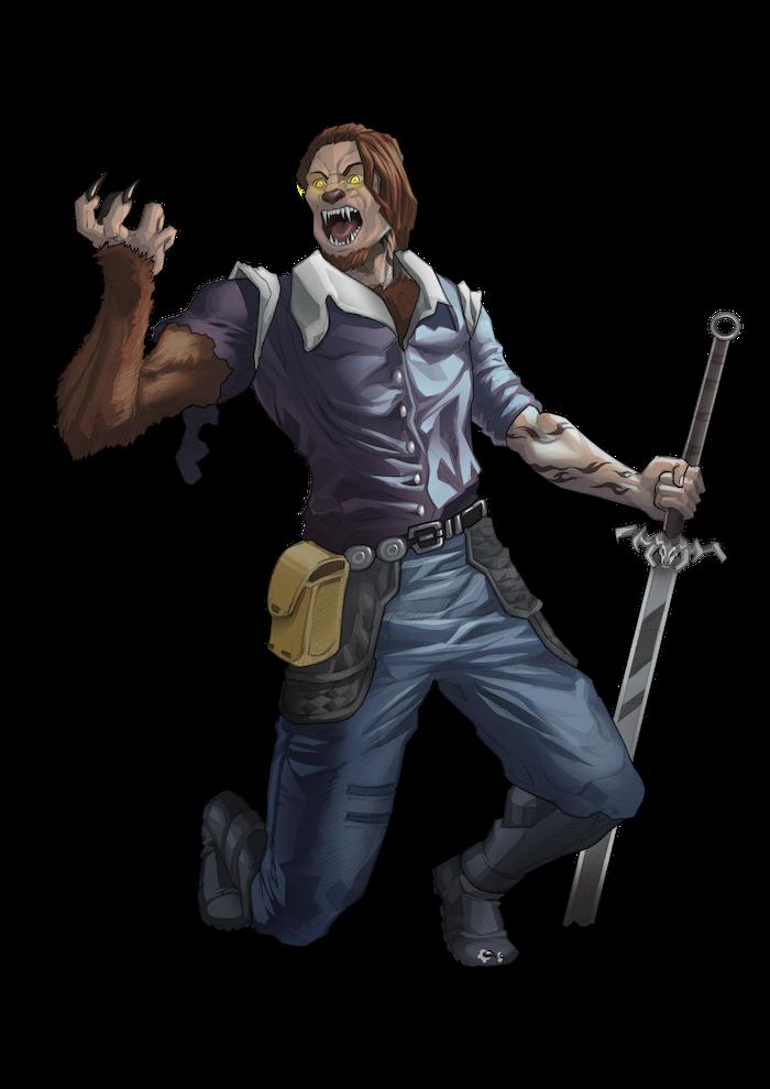Monsterpunk by Gegenschein Games » June Art Update