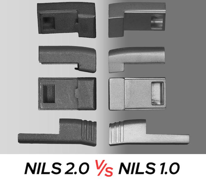 Case Comparison Between NILS 2.0 & NILS 1.0