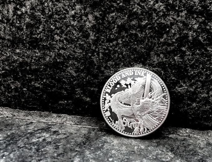 Sumi Dragon Coin