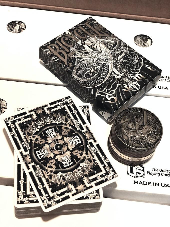 Sumi Coins & Sumi deck