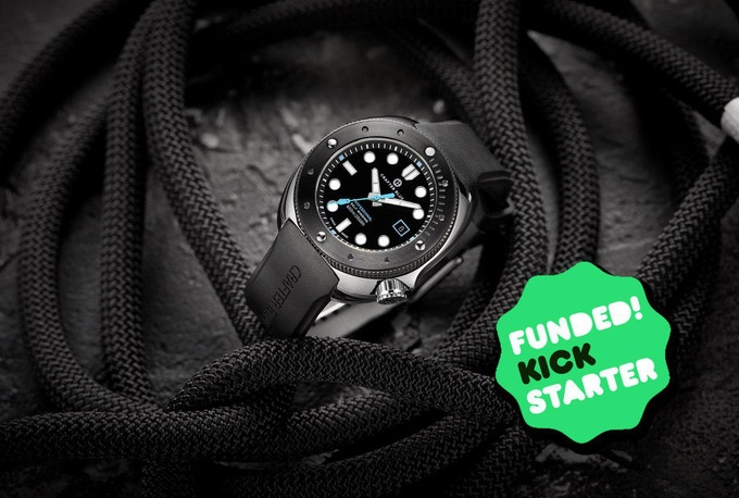 CRAFTER BLUE HYPERION OCEAN 600m is 100% funded within a single day