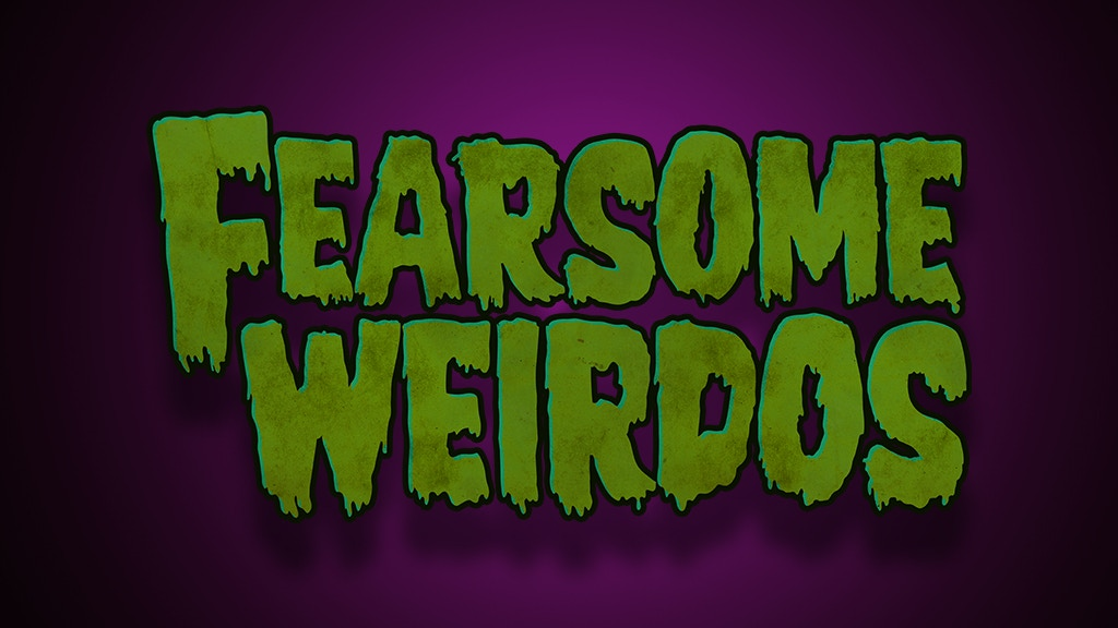 Fearsome Weirdos Trading Card Set project video thumbnail