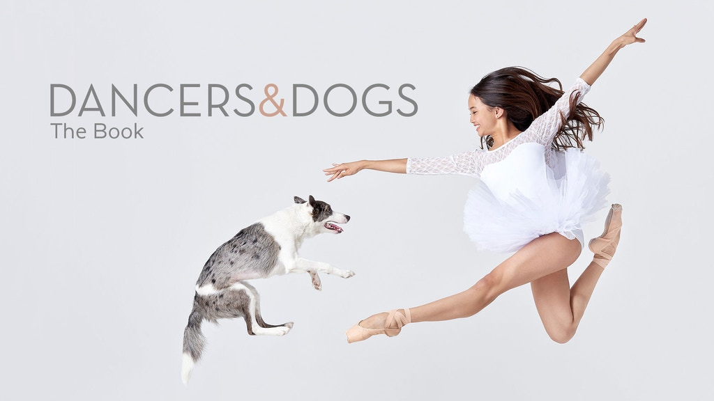 DANCERS & DOGS, the book project video thumbnail