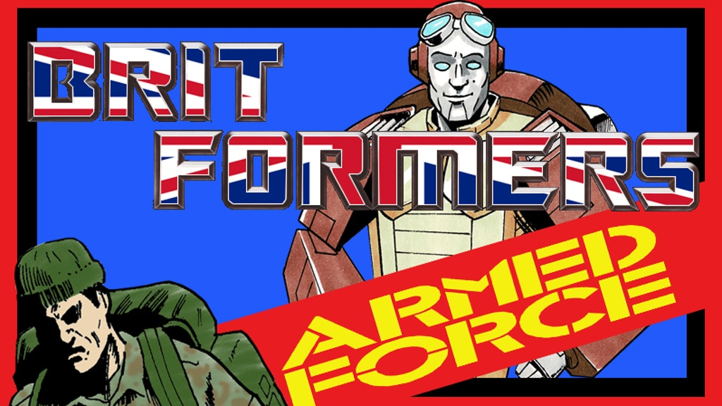 BRITFORMERS: Issue 2 (and 1 if you missed it) project video thumbnail