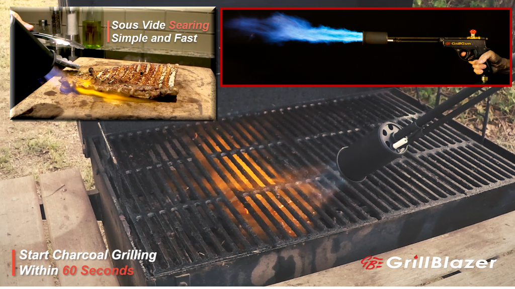 "The GRILLGUN...""The Ultimate Grill Torch!"" project video thumbnail"