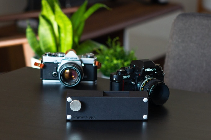 Film Carrier MK1 pictured without Pro Mount MK1