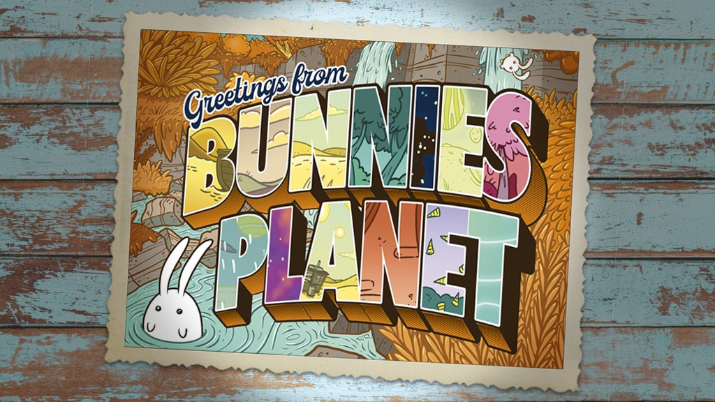 SFAM Book Three: Greetings from Bunnies Planet project video thumbnail