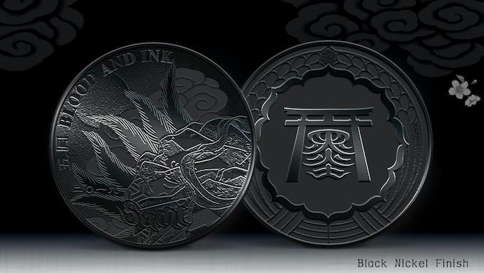 Black Nickel Finish