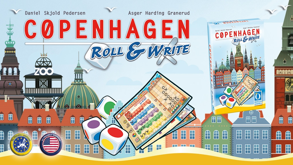 Project image for Copenhagen: Roll & Write