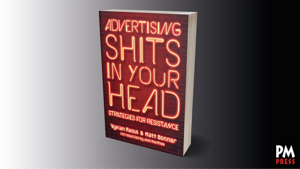 Advertising Shits in Your Head - the book project video thumbnail