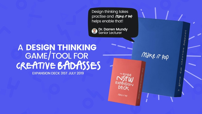 A simple way to improve your design thinking and creative confidence. Turn terrible client briefs into awesome creative challenges.