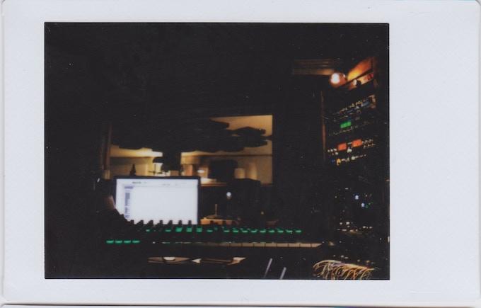 In-Studio Shots by Morgan Paije