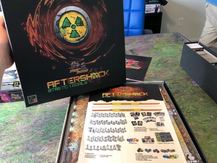 Street Masters Aftershock by Blacklist Games — Kickstarter