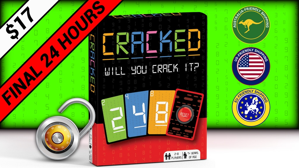 CRACKED project video thumbnail