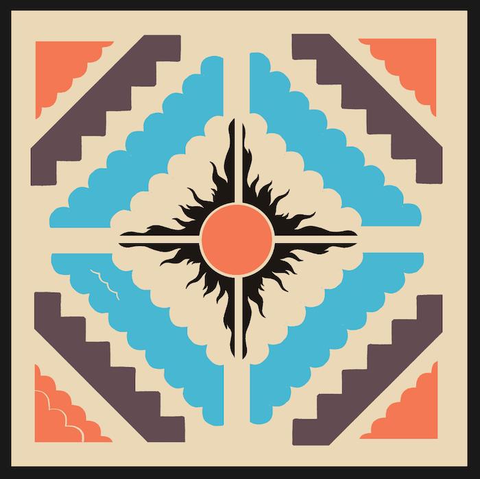 Kickstarter Exclusive Fabric Map (in progress)