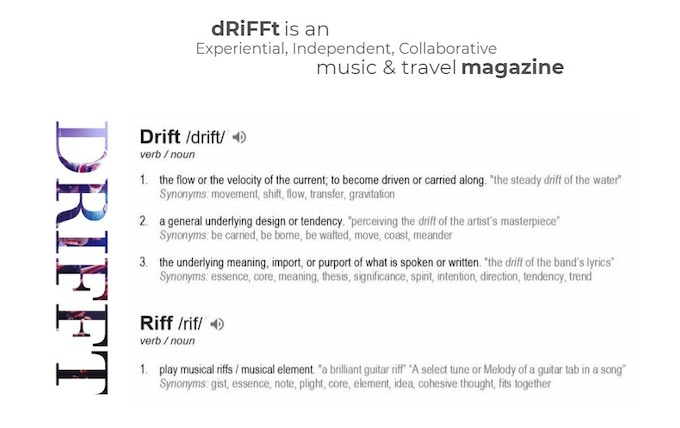 What is dRiFFt?