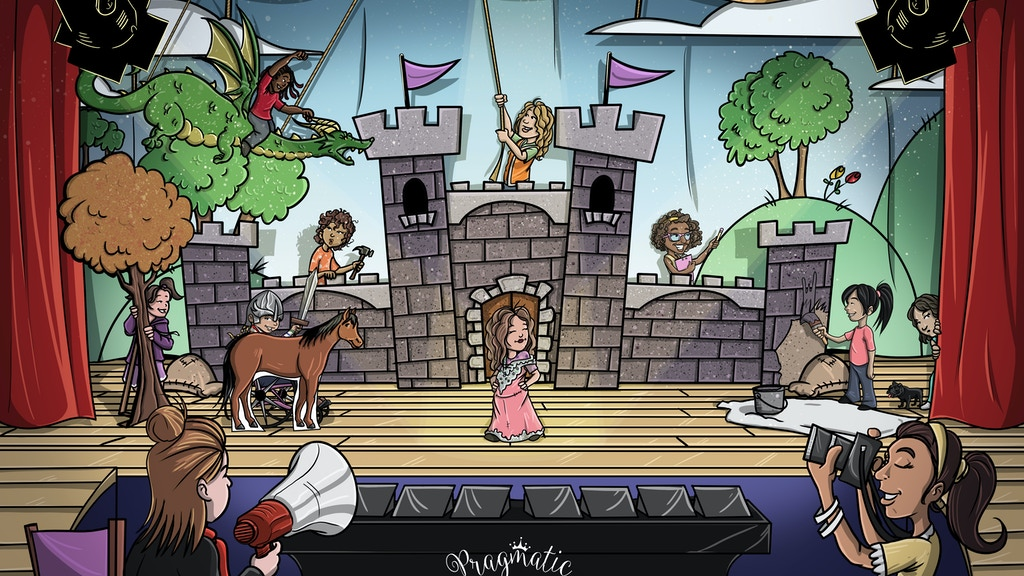 Pragmatic Princess: 26 Superb Stories of Self-Sufficiency project video thumbnail