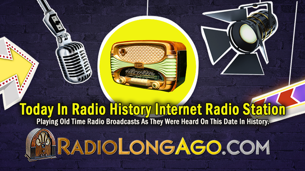 Today In Radio History Internet Radio Station by John Gale — Kickstarter