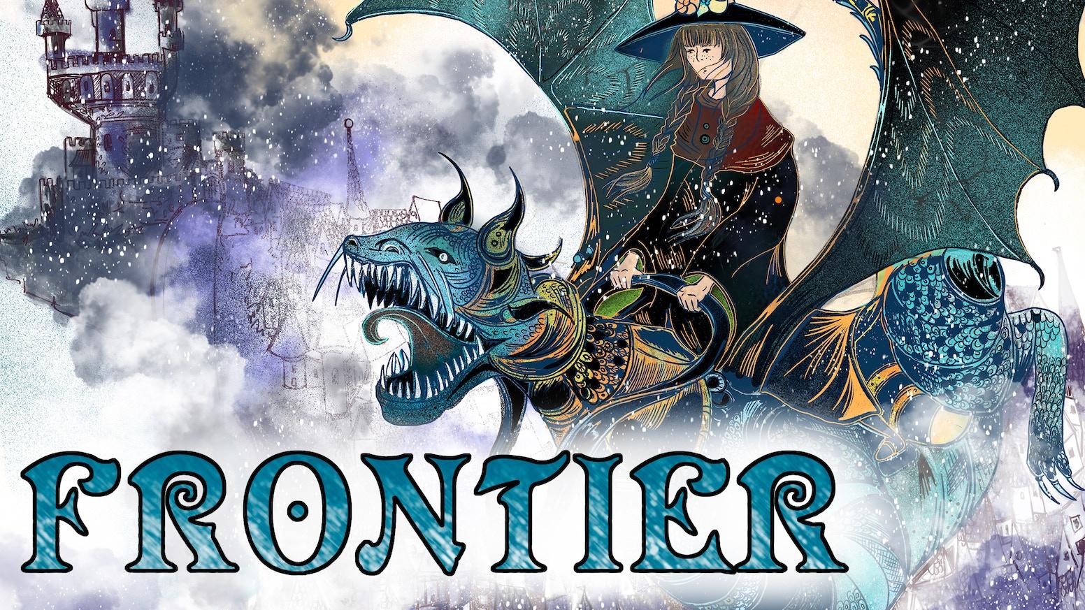 Frontier by Jackdaw Co — Kickstarter