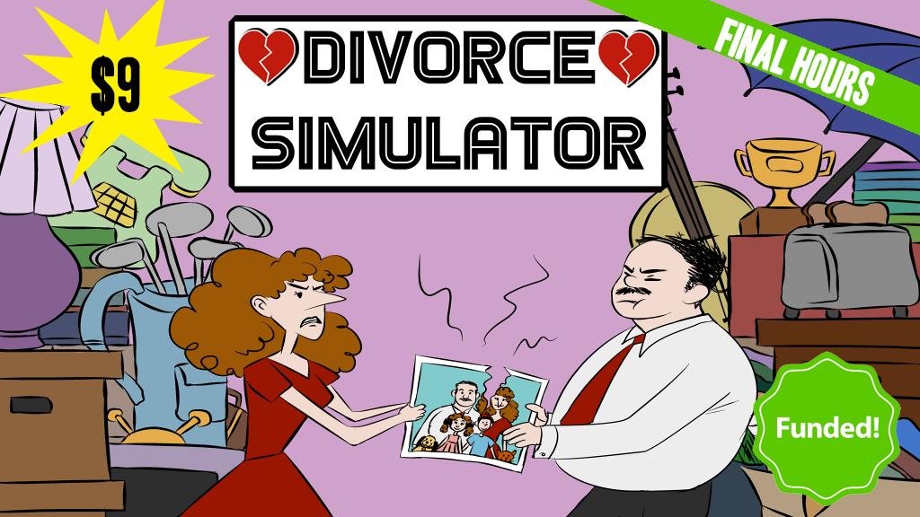 Divorce Simulator project video thumbnail