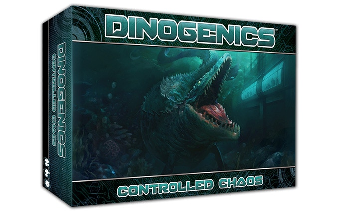 DinoGenics: Controlled Chaos and 2nd Printing