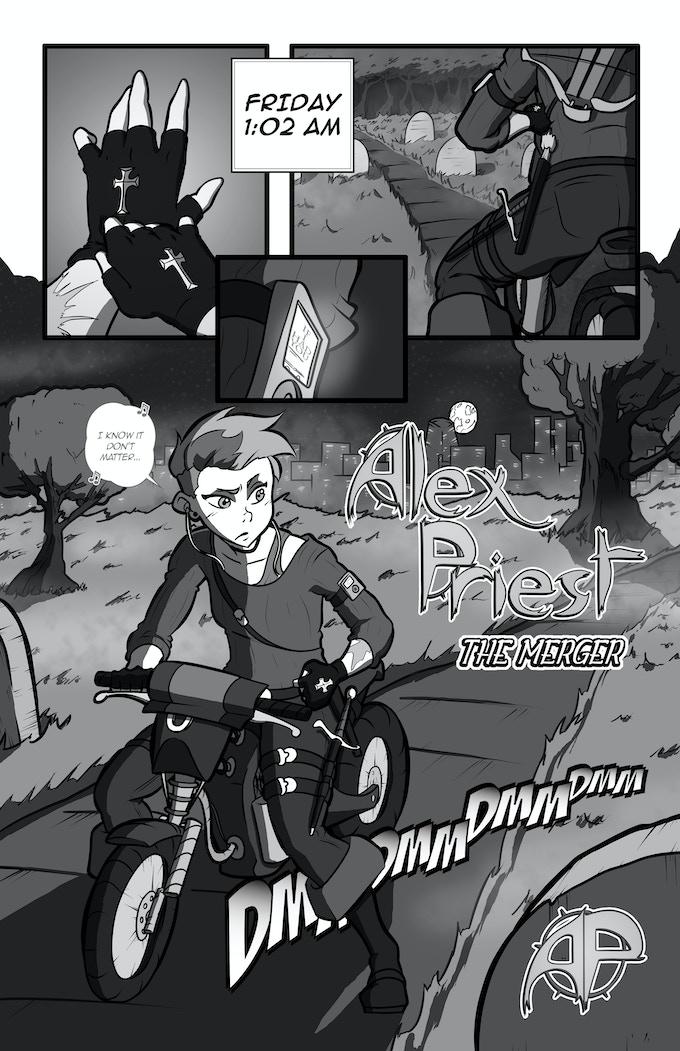 From Alex Priest #1