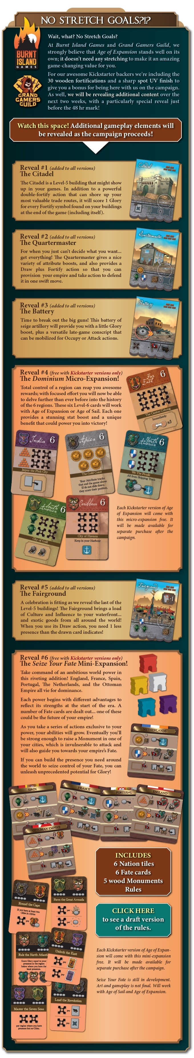 Endeavor: Age of Sail by Burnt Island Games — Kickstarter