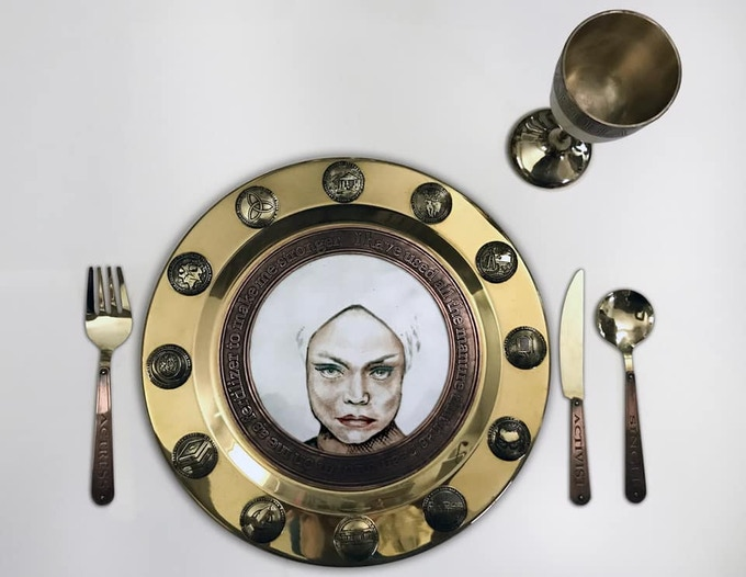 Mana Hewitt's homage to the legendary entertainer Eartha Kitt