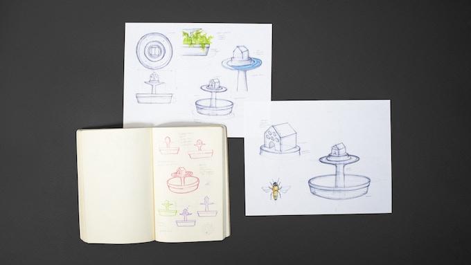 Bocetos / Sketches