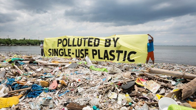 There is now more plastic in the oceans than fish