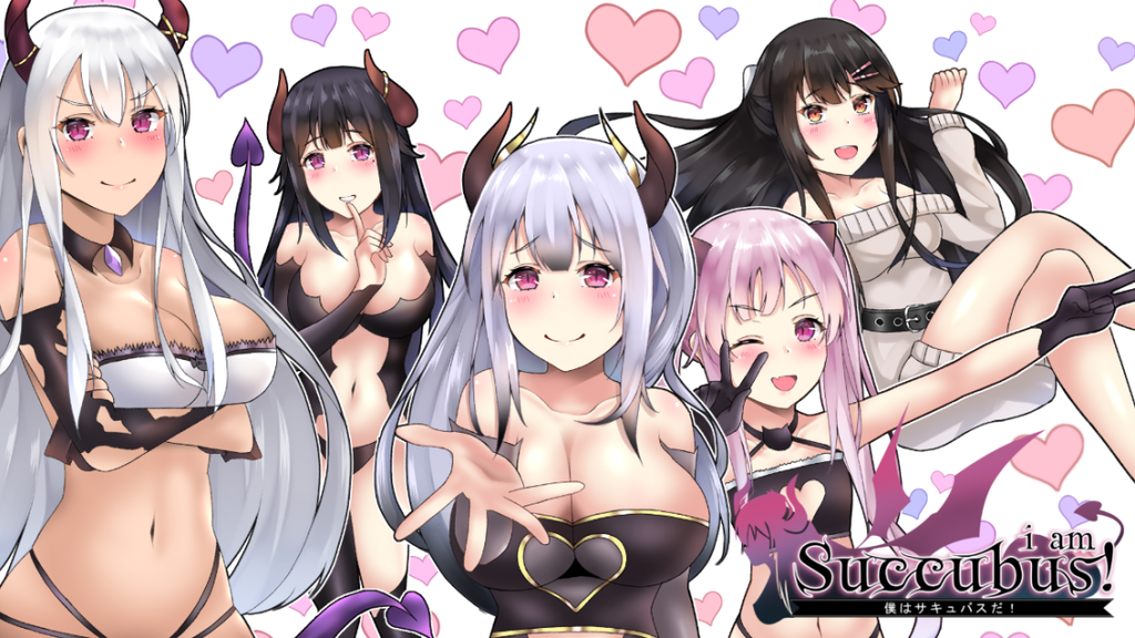 I Am Succubus! Gender Bender Comedy Visual Novel project video thumbnail